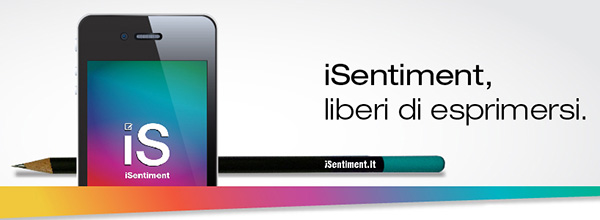 iSentiment – Available on the App Store e Google Play
