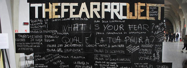 The Fear Project – Paratissima